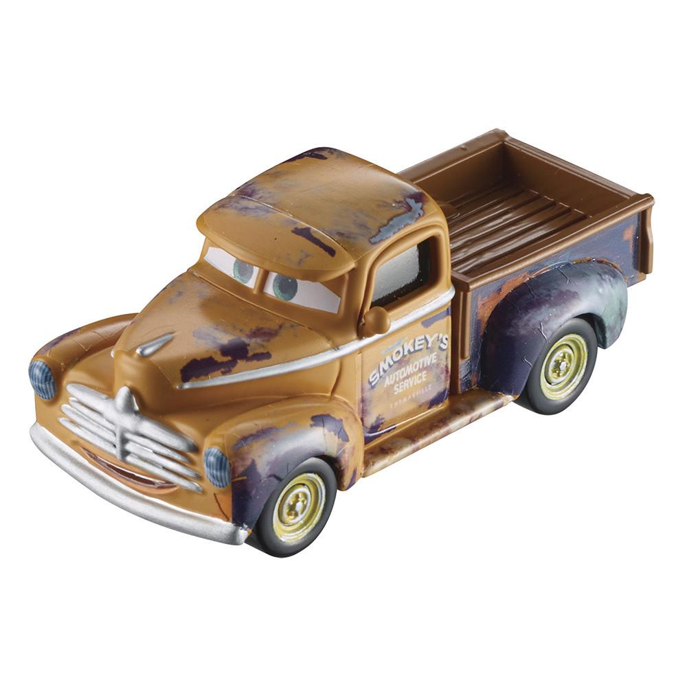Coche Cars 3 Smokey's