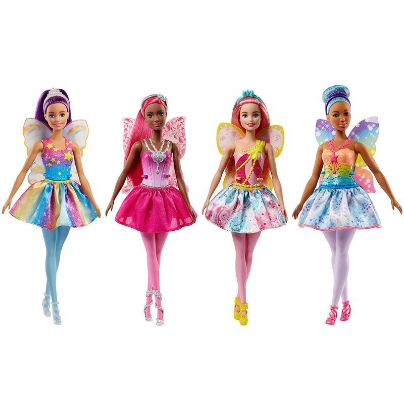 Barbie muñeca Hadas
