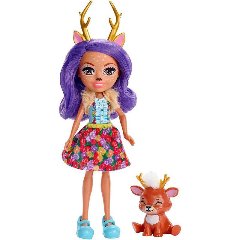 Enchantimals Danessa Deer y Sprint