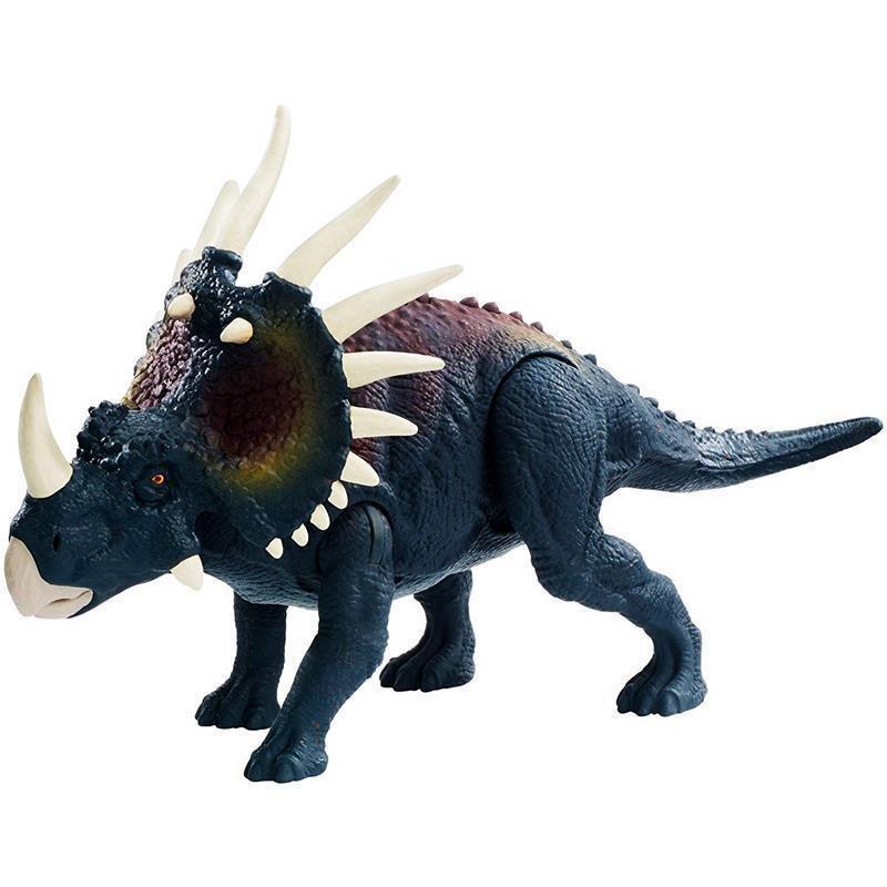 Jurassic World dinosaurio Styrocosaurus