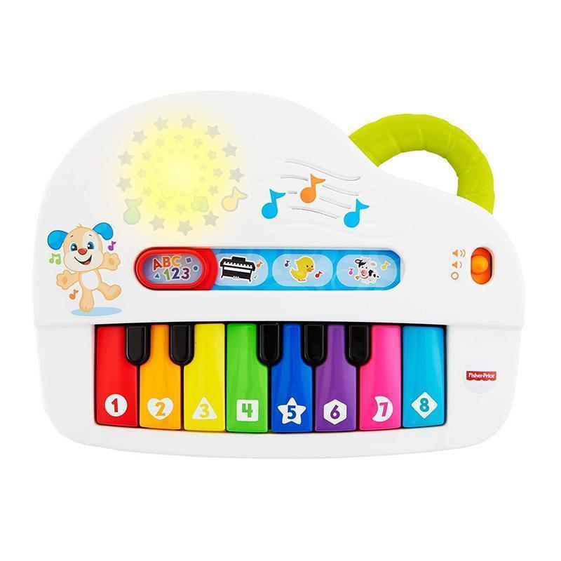 Fisher Price Piano juega y aprende