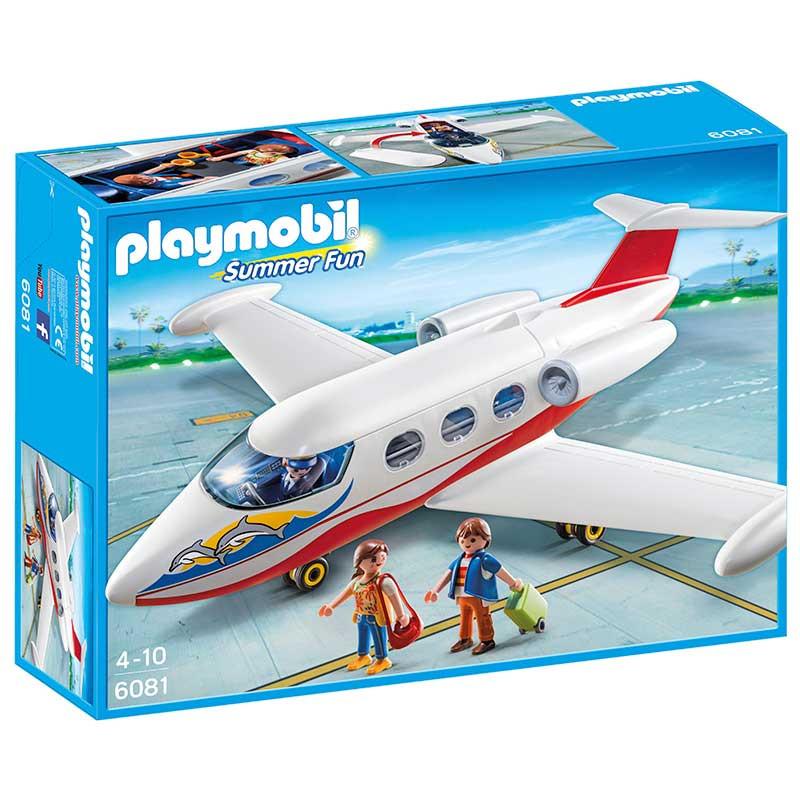 Playmobil Avión de Vacaciones