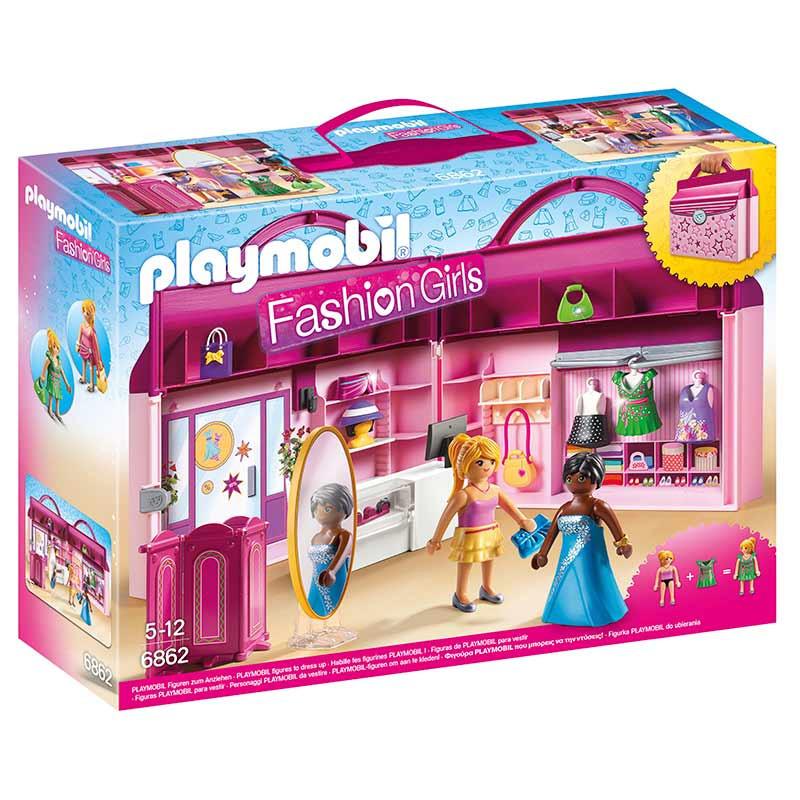 Playmobil Tienda de Moda Maletín
