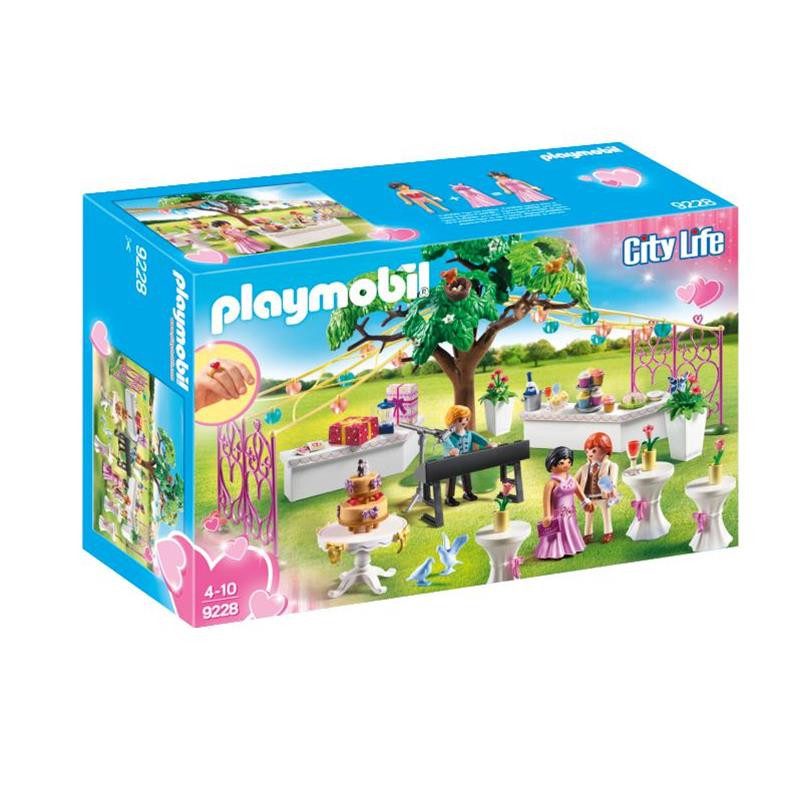 Playmobil banquete de bodas
