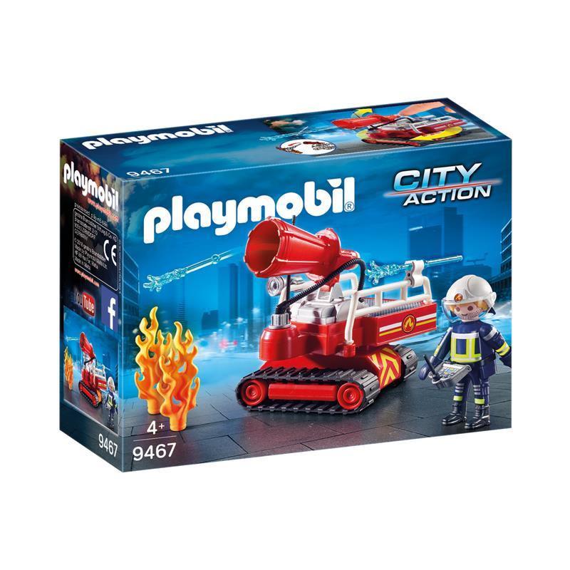 Playmobil City Action robot de extinción