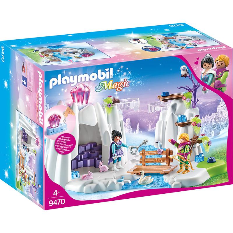 Playmobil Magic búsqueda del diamante de cristal