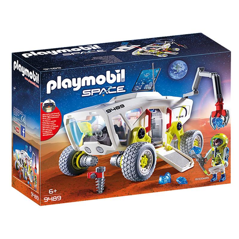 Playmobil Space vehículo de reconocimiento