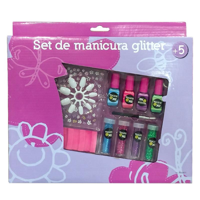 Vogue Me - Salón de manicura Glitter
