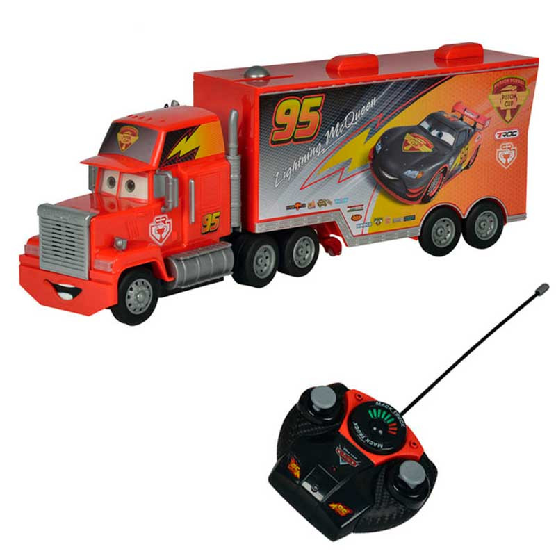 Cars Carbon Turbo Mack RC 1:16