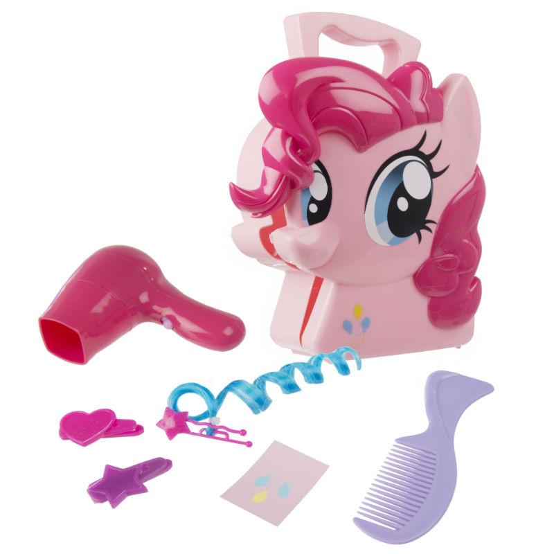 Estuche My Little Pony con accesorios para pelo
