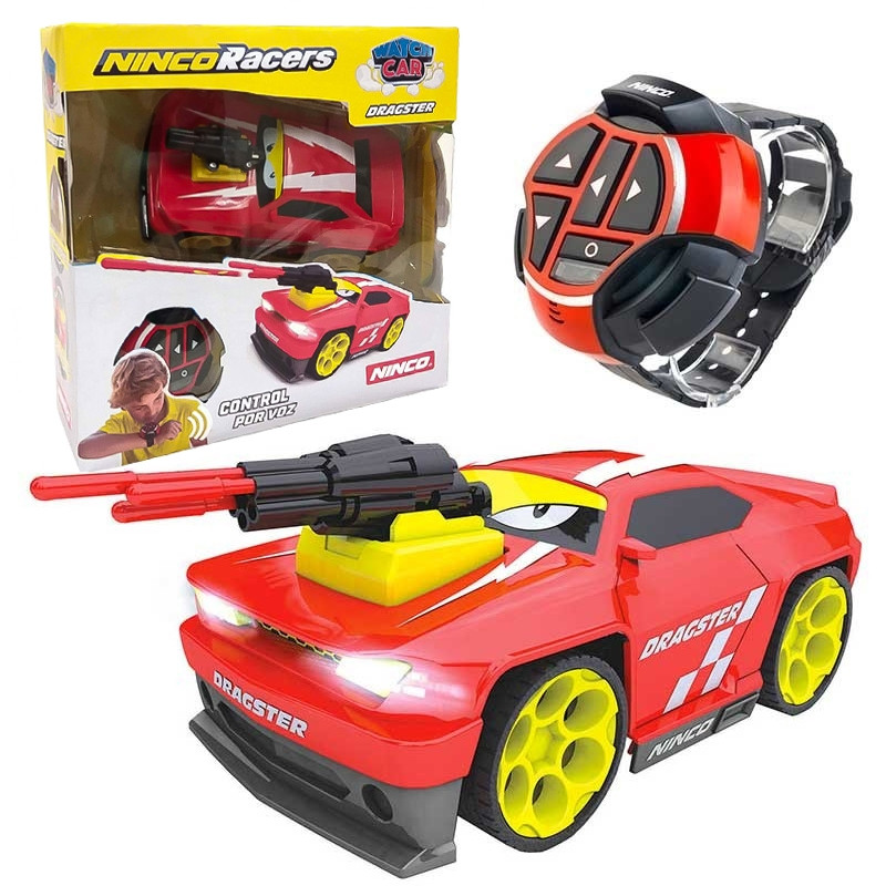 NINCORACERS WATCHCAR DRAGSTER