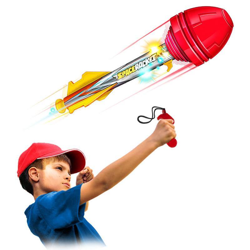 lanzador de cohete ligero Air Raiders Space Rocket