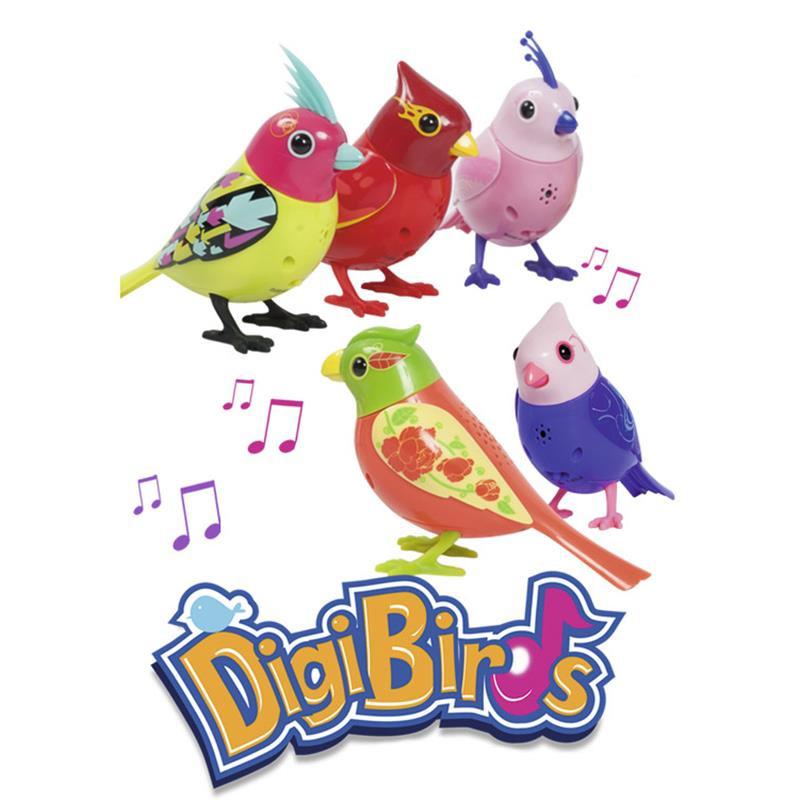 Digibird Pájaro Electronica