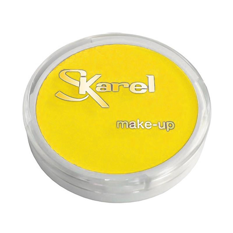 Maquillaje facial Amarillo