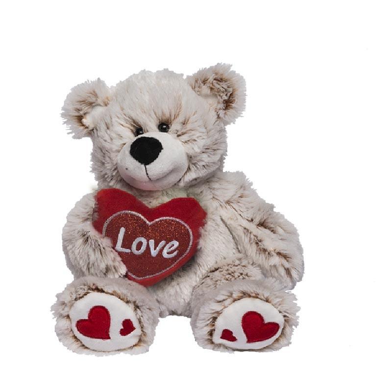 Osito de peluche día de San Valentín