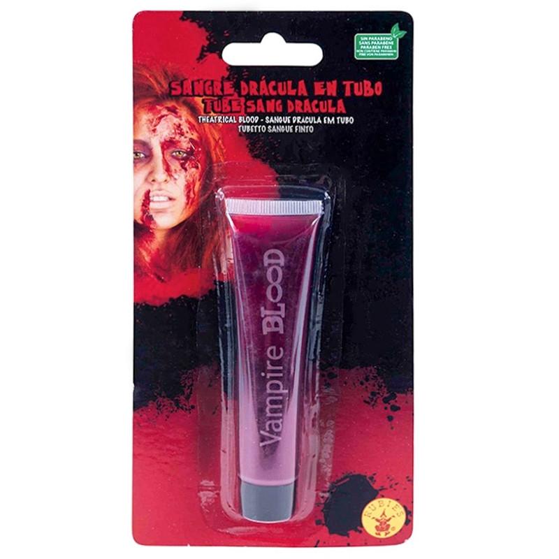 Sangre de Drácula en tubo