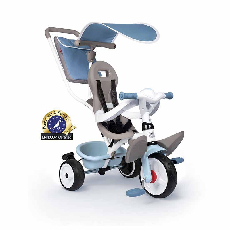 Triciclo Baby Balade azul