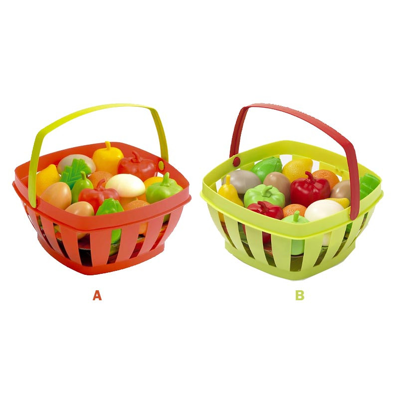 100% Chef cesta de frutas y verduras