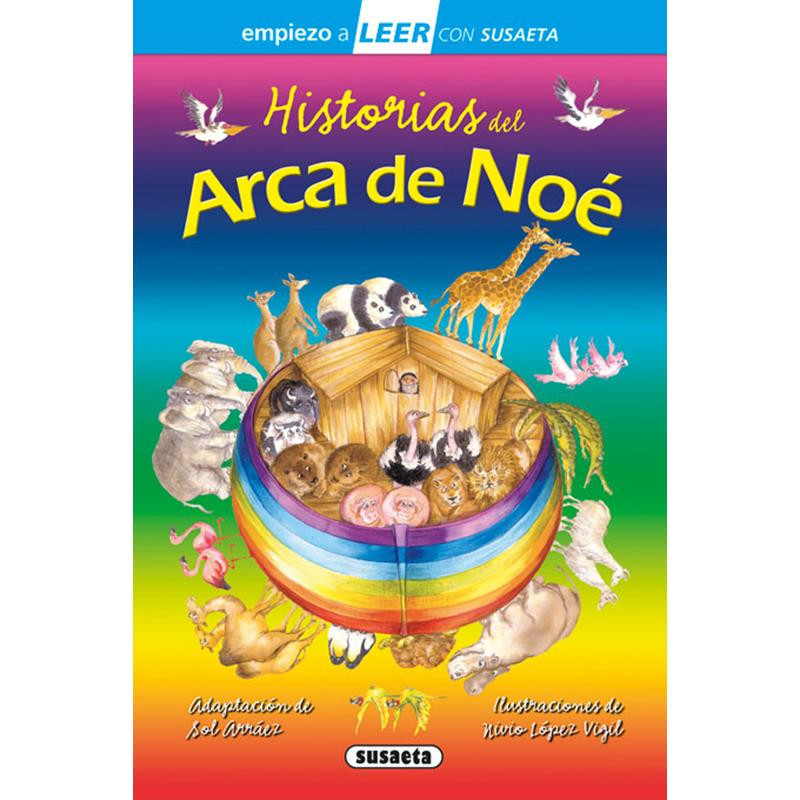 Libro historias del arca de Noé