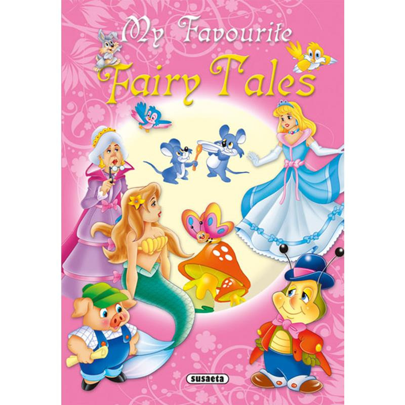 Libro my favourite fairy tales