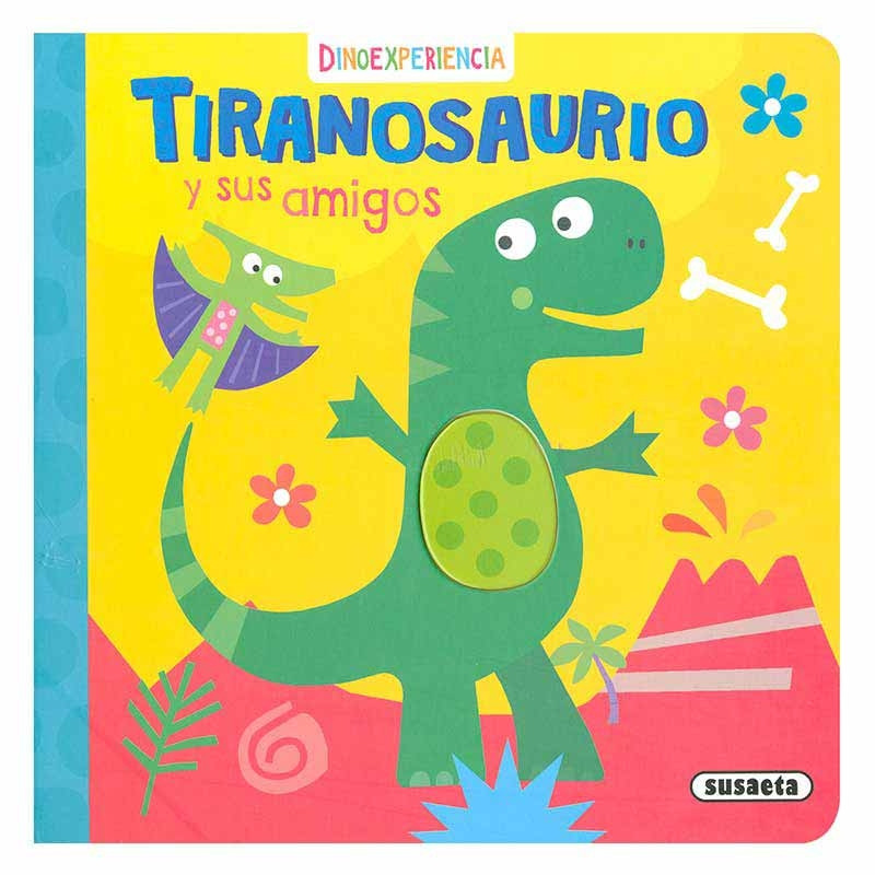 Tiranosaurio y sus amigos - Dinoexperiencia