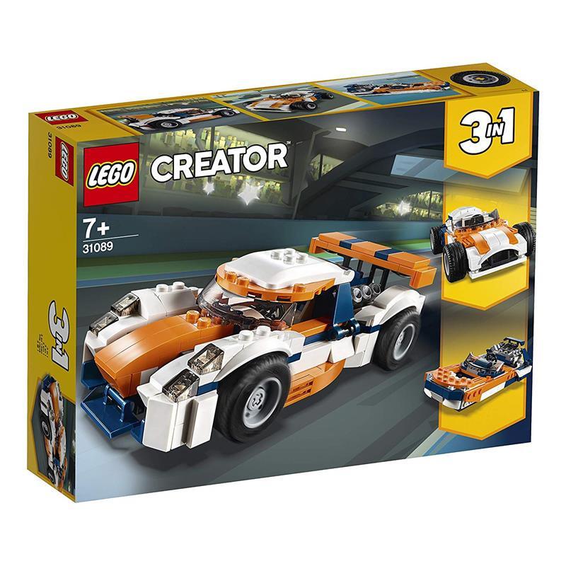 LEGO Creator deportivo de competición Sunset