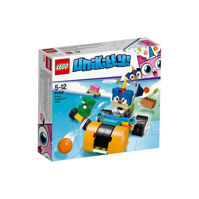 Lego Unikitty triciclo del príncipe Perricornio