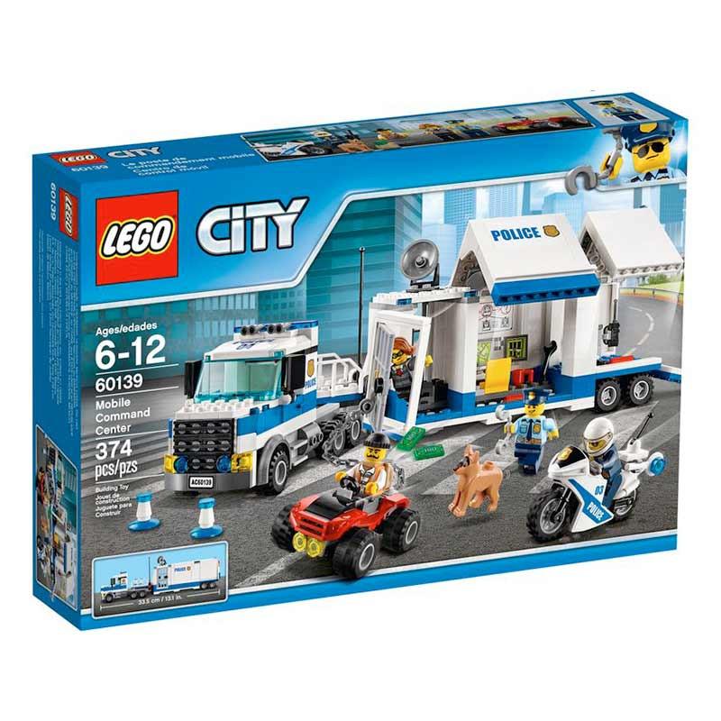 Centro de Control Móvil LEGO®