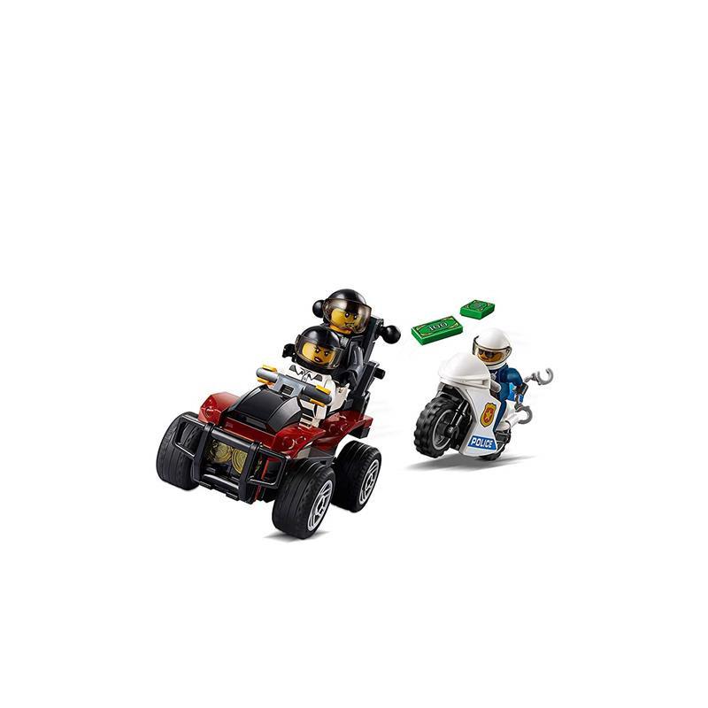 Arresto Comprar City De Paracaidista Lego Lego4 Del Policía Ladrón 3LAjq4R5
