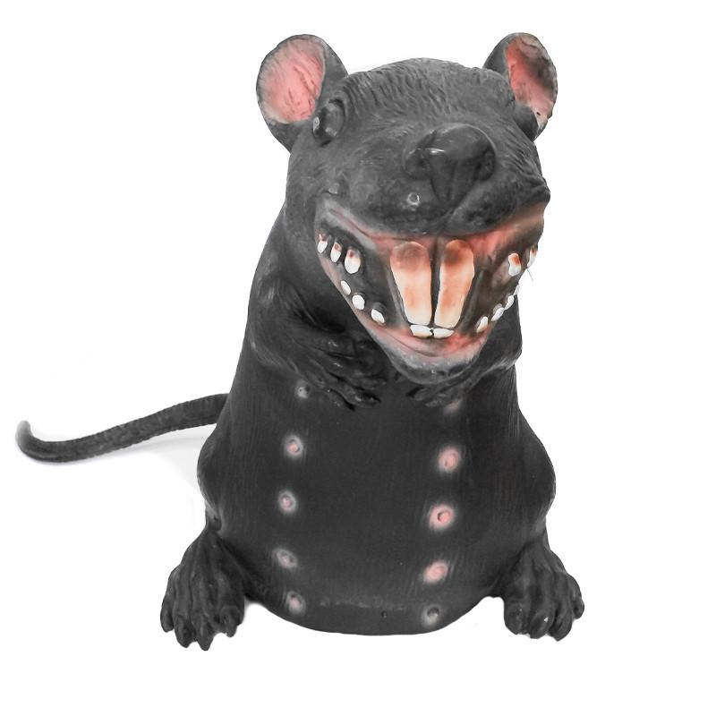 Rata Carnaval y Halloween 28 cm