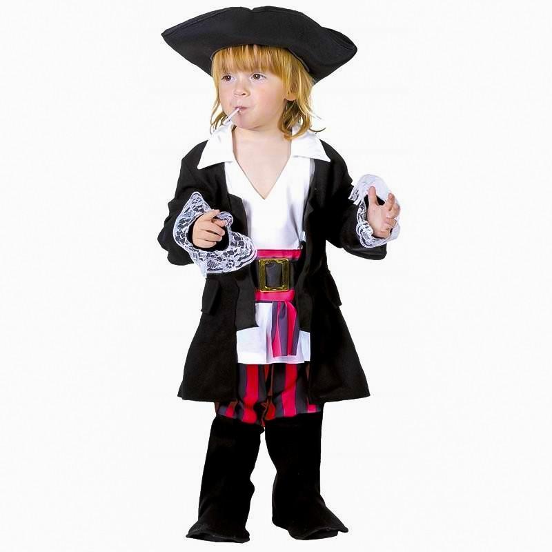 Disfraz pirata para bebé
