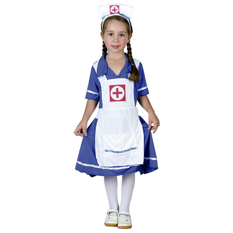 Disfraz enfermera para bebé