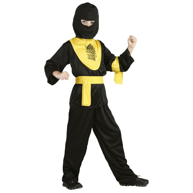 Disfraz ninja dragón Infantil
