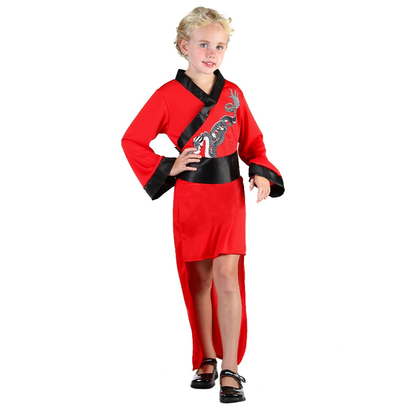 Disfraz Niña Oriental Infantil