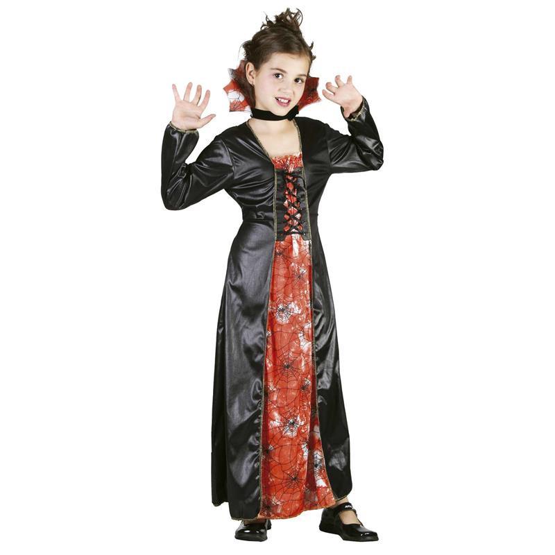 Disfraz chica Vampiro Infantil