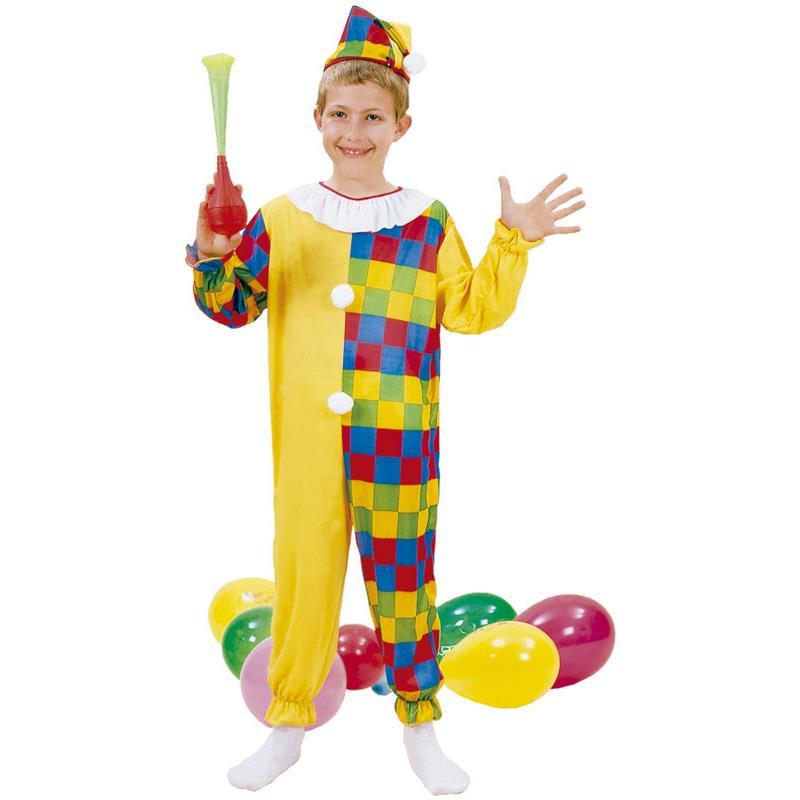 Disfraz Payaso Niño Infantil