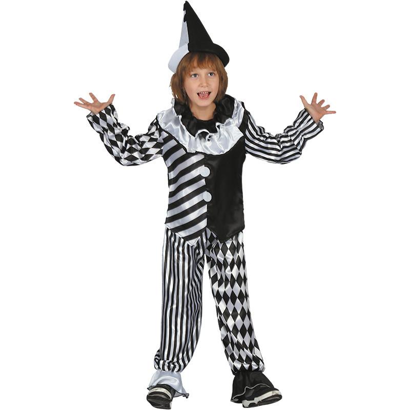 Disfraz Arlequín infantil para niño
