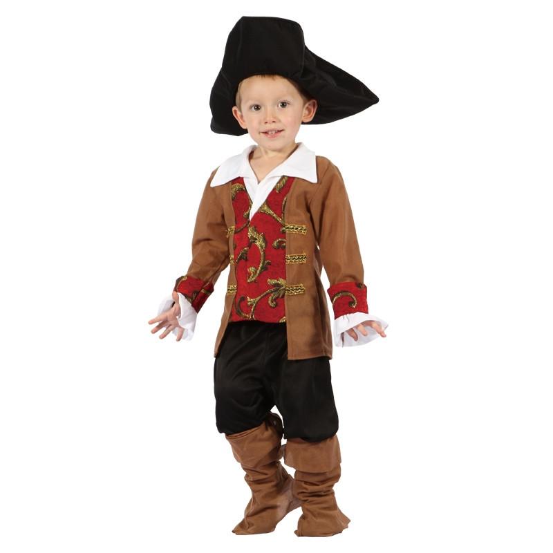 Disfraz pirata Bebé