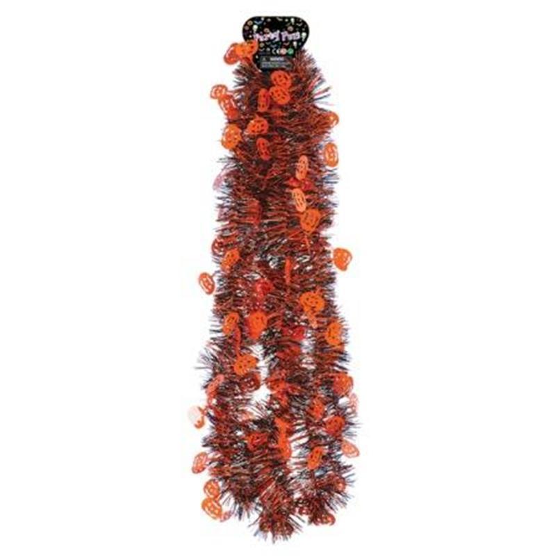 Espumillon Naranja Halloween