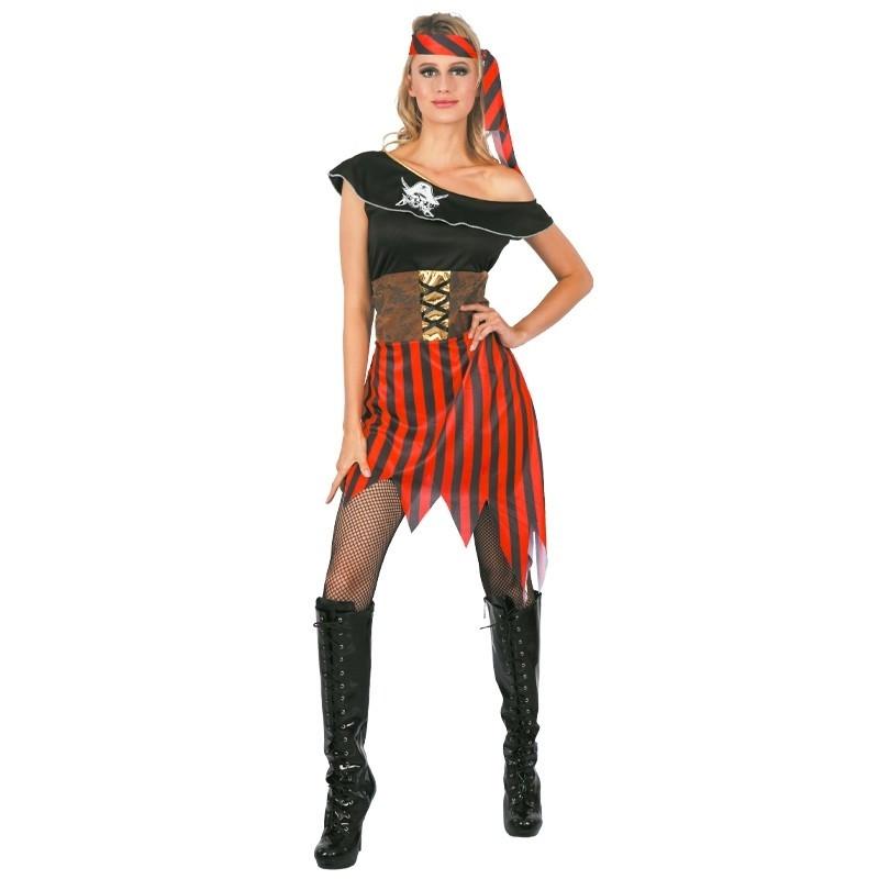 Disfraz Mujer Pirata