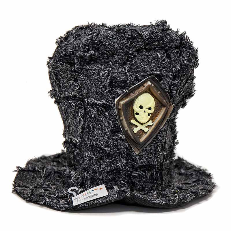 Sombrero Pirata 18 cm diámetro