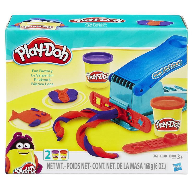Play-Doh fábrica loca