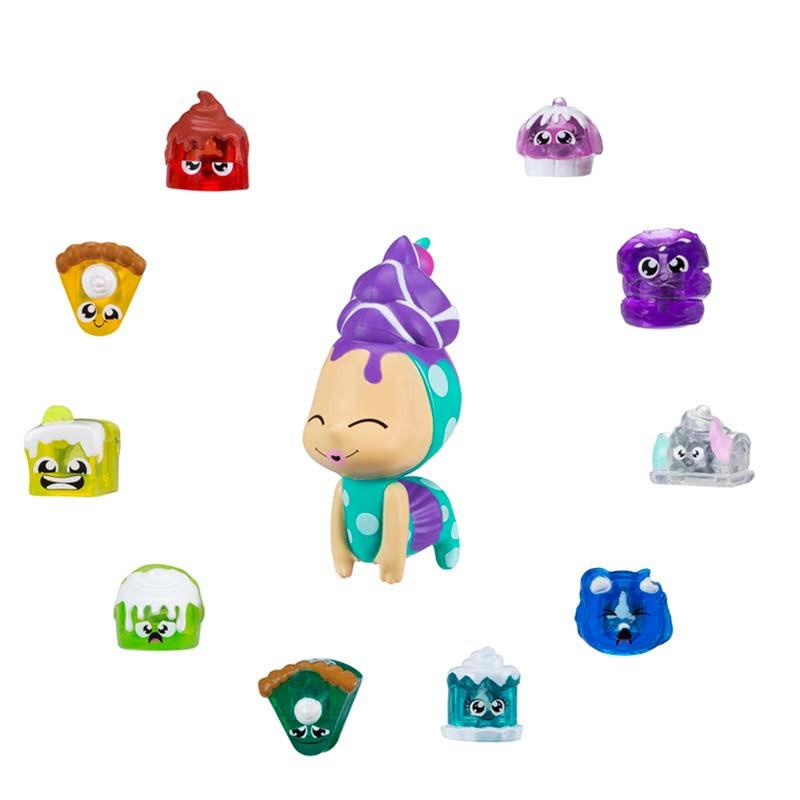 Hanazuki Pack de 10 Tesoros Hasbro