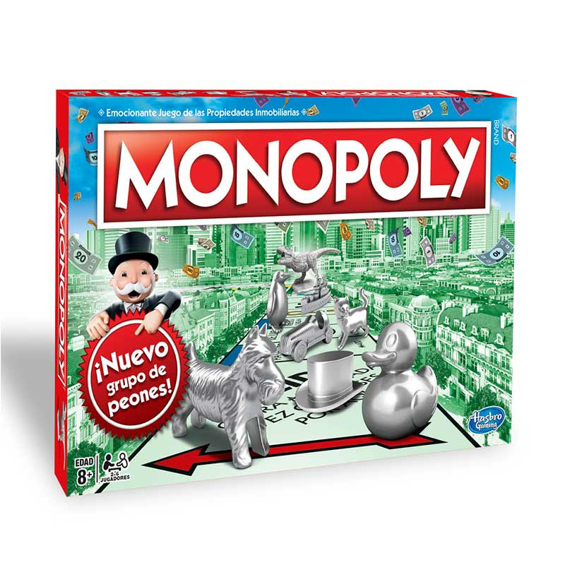 Juego Monopoly classic