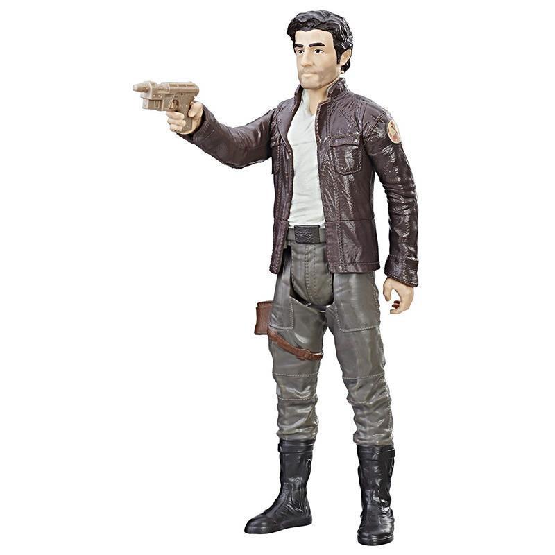 Star Wars E8 Hero Figura Poe Dameron