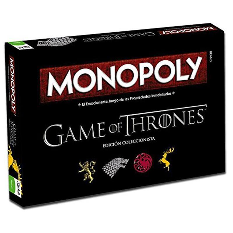 Juego Monopoly Juego de tronos