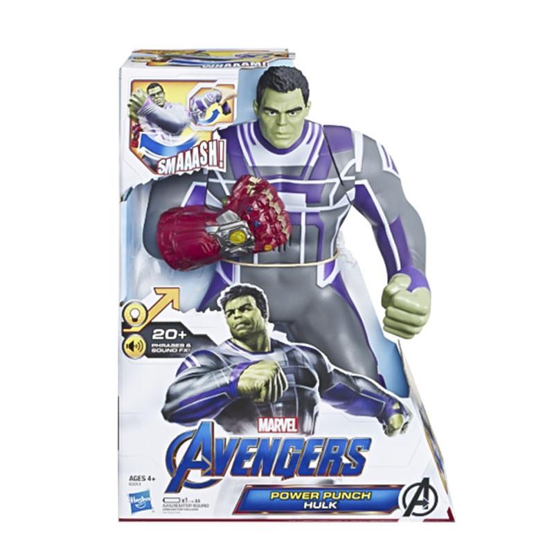 Avengers figura electrónica Hulk (Esp)