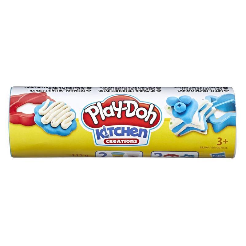 Play-Doh tubo de cookies galleta de azúcar