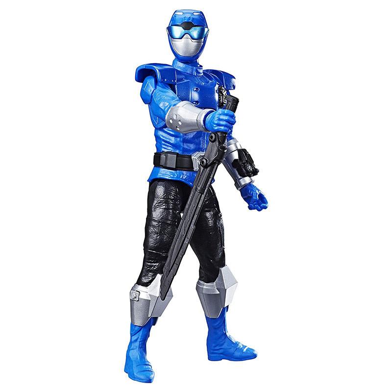 Power Ranger figura Ranger azul Beast-X