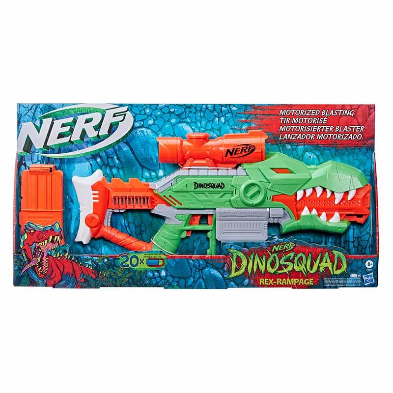 Nerf Rex Rampage